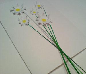 Подарок маме на 8 марта. Как сделать легкую открытку (16)