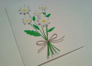 Подарок маме на 8 марта. Как сделать легкую открытку (20)
