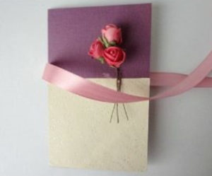 Подарок маме на 8 марта. Как сделать легкую открытку (40)