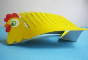Птицы из картона своими руками (1)