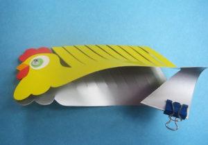 Птицы из картона своими руками (2)