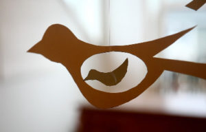Птицы из картона своими руками (32)