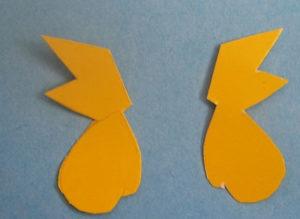 Птицы из картона своими руками (48)