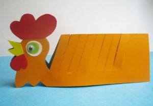 Птицы из картона своими руками (49)