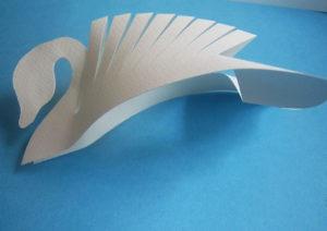 Птицы из картона своими руками (8)