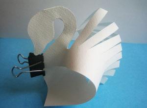 Птицы из картона своими руками (9)