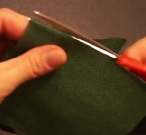Розочки из салфеток своими руками (70)