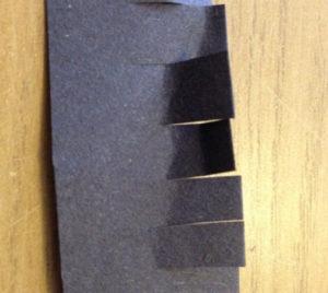 Самые простые цветы из бумаги (14)