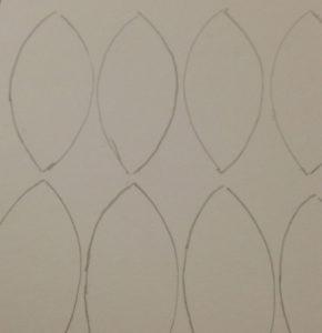 Самые простые цветы из бумаги (4)
