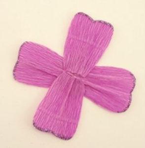 Самые простые цветы из бумаги своими руками (16)