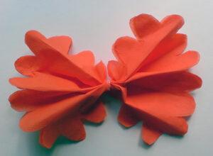 Самые простые цветы из бумаги своими руками (28)