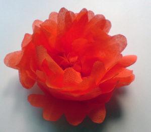 Самые простые цветы из бумаги своими руками (29)