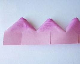 Самые простые цветы из бумаги своими руками (3)