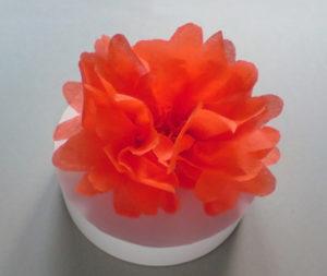 Самые простые цветы из бумаги своими руками (30)