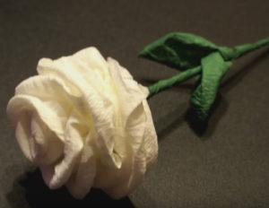 Цветы из бумаги на 8 марта (19)