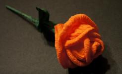 Цветы из салфеток для начинающих (32)