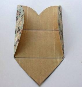 Не сложные валентинки своими руками(17)