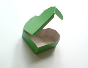 как сделать сердечко из бумаги своими руками (11)