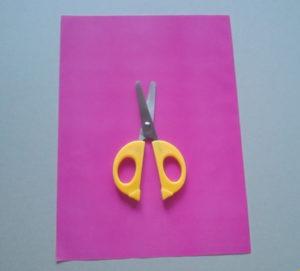 как сделать сердечко из бумаги своими руками (16)