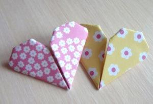 как сделать сердечко из бумаги своими руками (29)