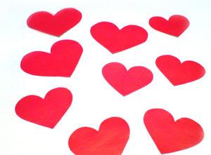 как сделать сердечко из бумаги своими руками (35)