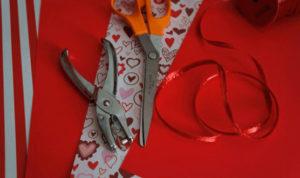 как сделать сердечко из бумаги своими руками (41)