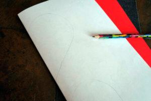 как сделать сердечко из бумаги своими руками (42)
