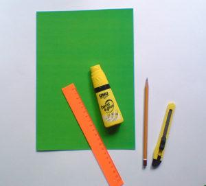 как сделать сердечко из бумаги своими руками (6)