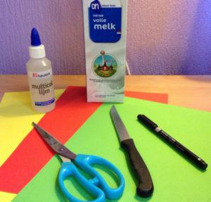 поделки для дошкольников из бумаги (14)