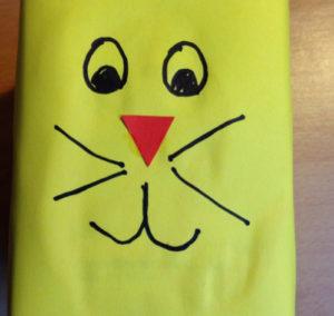 поделки для дошкольников из бумаги (4)