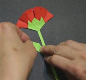 цветы в технике оригами (43)