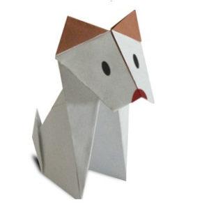 животные из бумаги своими руками (2)