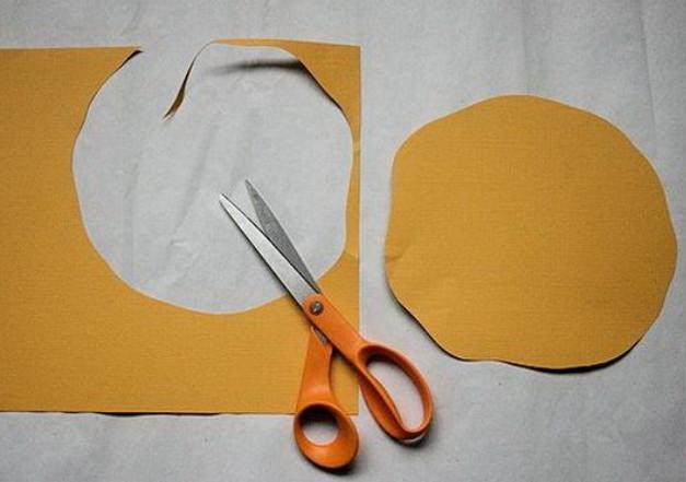 Из бумажных спиралей (10)