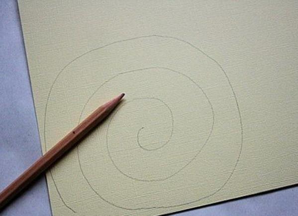 Из бумажных спиралей (14)