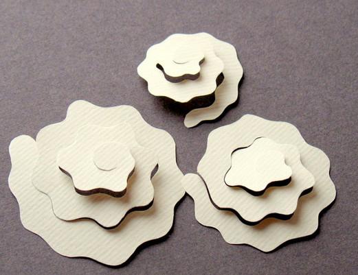 Из бумажных спиралей (43)