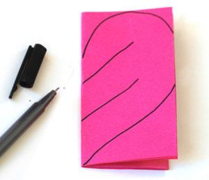 Как делать сердечки из бумаги (26)