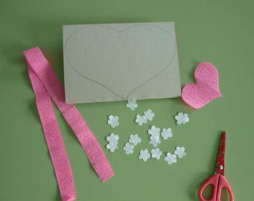 Как делать сердечки из бумаги (39)