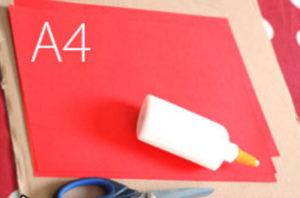 Как делать сердечки из бумаги (44)