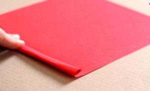 Как делать сердечки из бумаги (45)