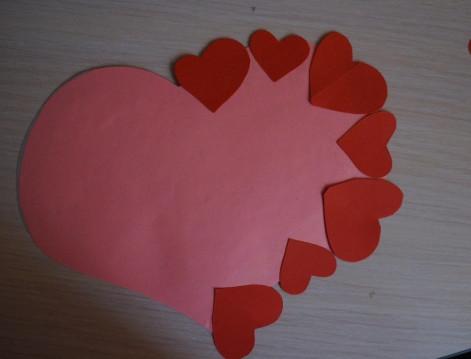 Как делать сердечки из бумаги (50)