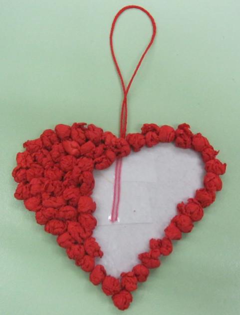 Как делать сердечки из бумаги (61)