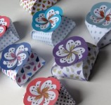 Коробочка для подарков своими руками шаблоны (8)