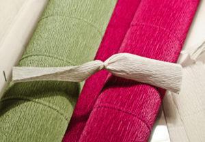Крокусы из гофрированной бумаги (16)