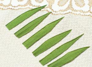 Крокусы из гофрированной бумаги (8)