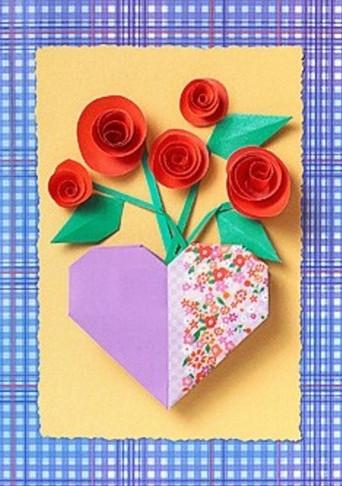 Поздравительные открытки своими руками изготовление