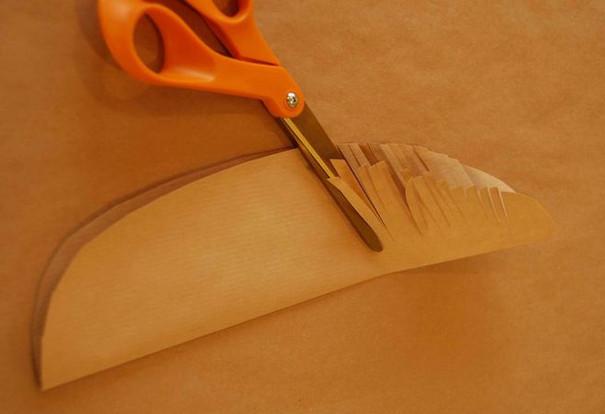 Из чего сделать перо