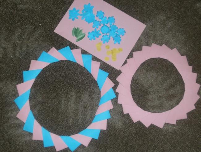 Подарки на 8 марта маме из бумаги