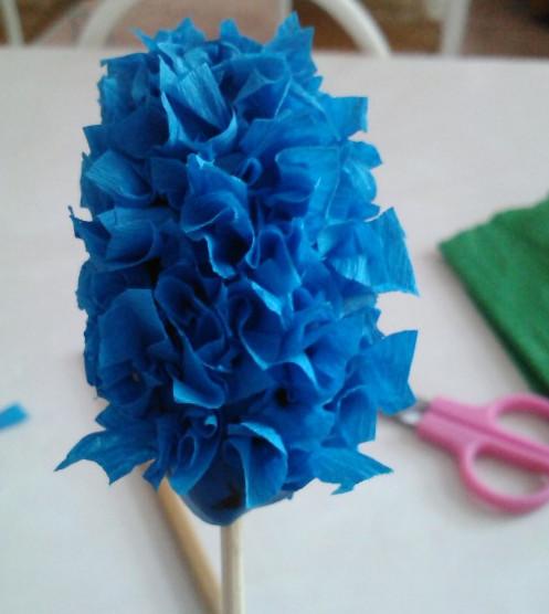 Подарок бабушке из бумаги своими руками (41)