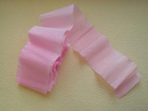 Розы из гофрированной бумаги пошагово (35)