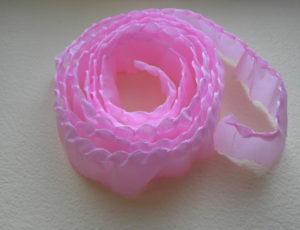 Розы из гофрированной бумаги пошагово (38)